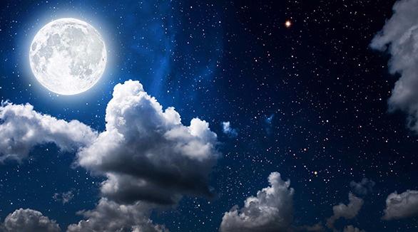 Dolunay ve Gök Olayları