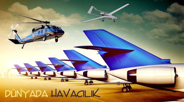 Dünyada Havacılık
