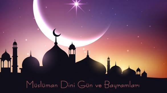 İslami Gün ve Bayramlar